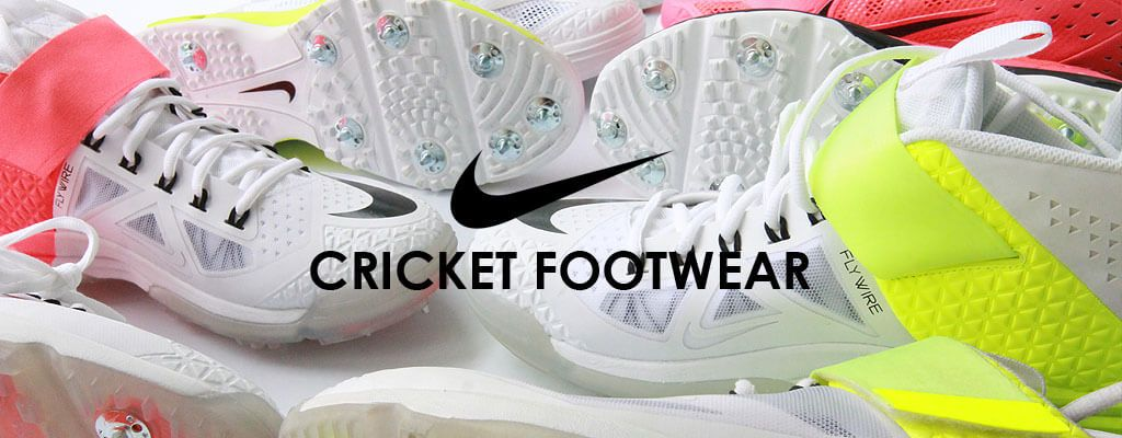 Nike Footwear - Cricket Shoes, Lunaraccelerate 2, Domain 2, Potential & more...