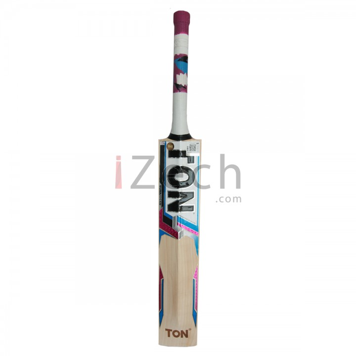 Ton Silver Edition English Willow Cricket Bat Size SH