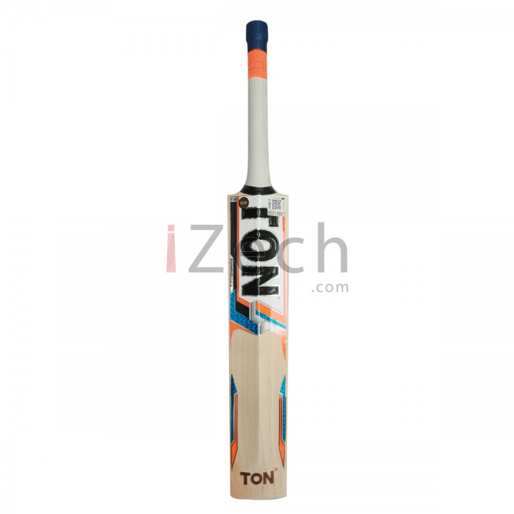 Ton Vertu English Willow Cricket Bat Size SH