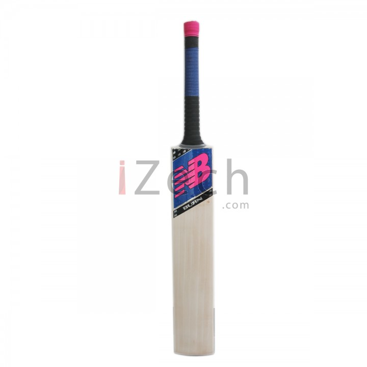 NB Burn English Willow Cricket Bat Size SH