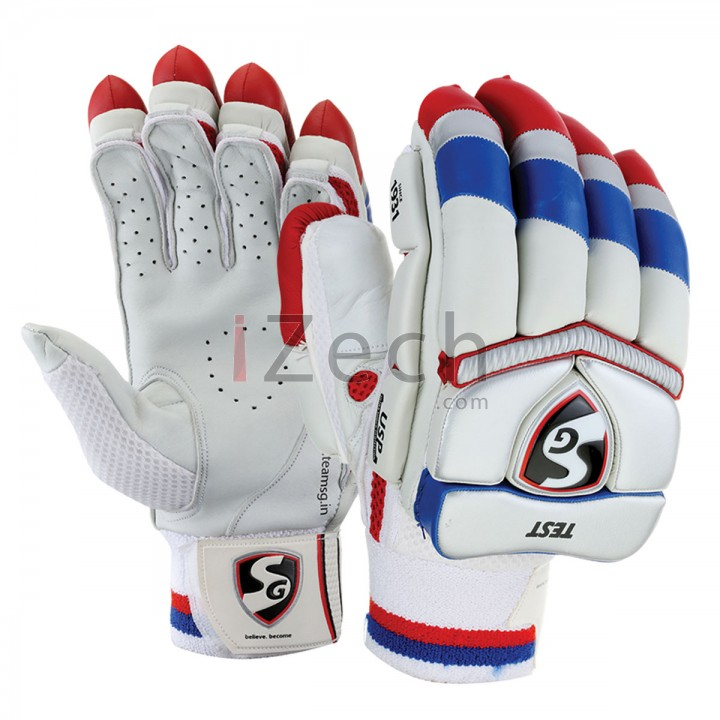 Test Batting Gloves Youth RH