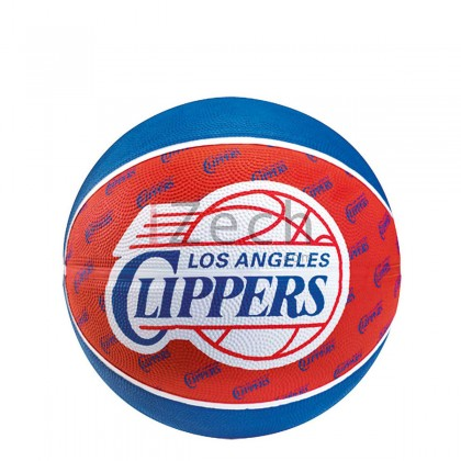 """Los Angeles Clippers - NBA Courtside Team Basketball - Size 29.5"""""""