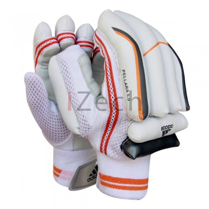 Pellara 5.0 Cricket Batting Gloves Youth Size