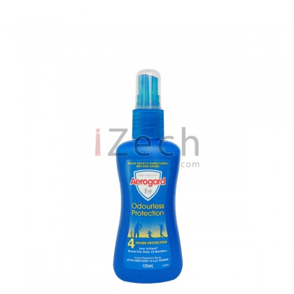 Odourless Insect Repellant 135ml