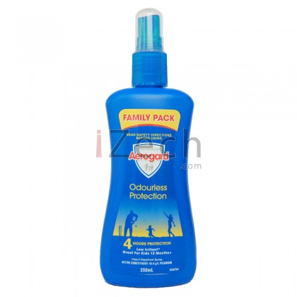 Odourless Insect Repellant 250ml