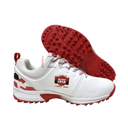 SS Camo 9000 Sports Shoes - Red