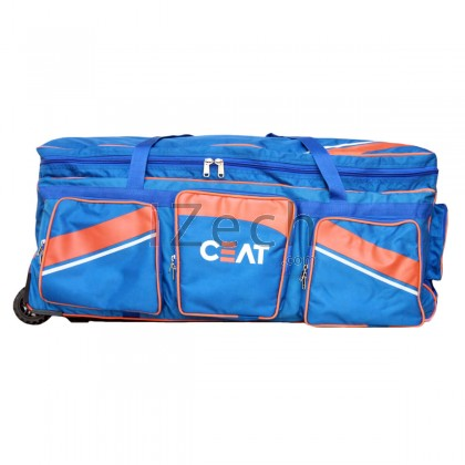 Gripp Master Players Pro With Trolley Cricket Kit Bag