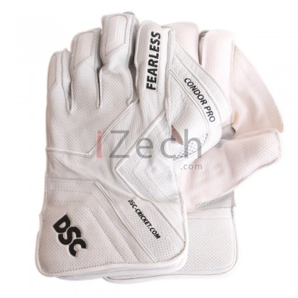 Dsc Condor Pro Wicket Keeping Gloves Mens Size