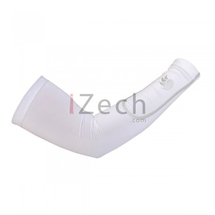 DSC Compression Arm Sleeve White (Pack of 2)