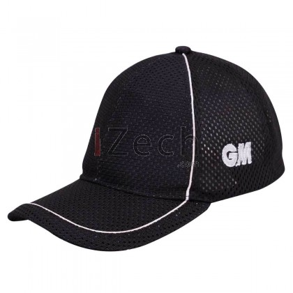 Black Cricket Cap