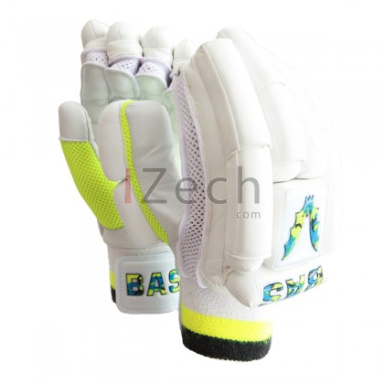 Pro Yellow Batting Gloves M RH