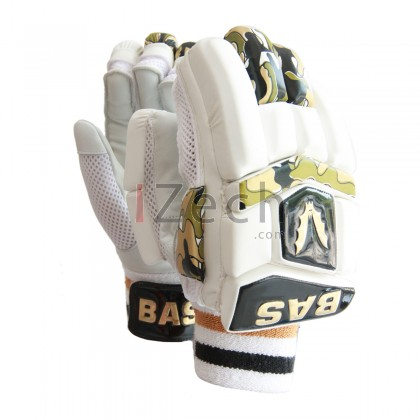 Gold Batting Gloves M RH