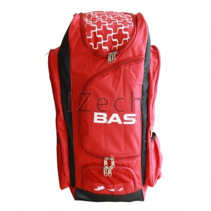 Player Red International Duffle Cricket Kit Bag