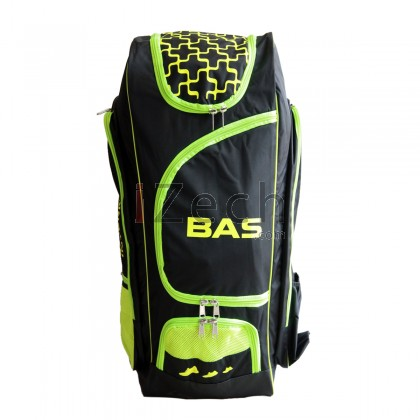 Player Black International Duffle Cricket Kit Bag