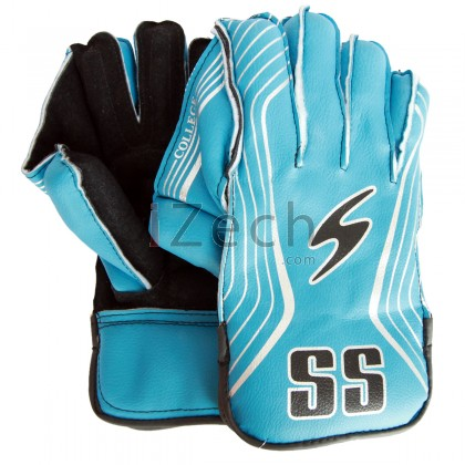 College Wicket Keeping Gloves Men Size