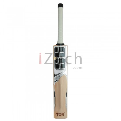 White Edition Platinum English Willow Cricket Bat Size SH