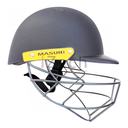 Legacy Series Steel Cricket Helmet - Navy
