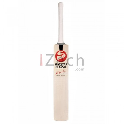 SG MaxStar Classic English Willow Cricket Bat Size SH