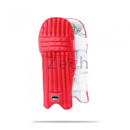 Red Genius Grand JR Cricket Batting Pads Youth Size