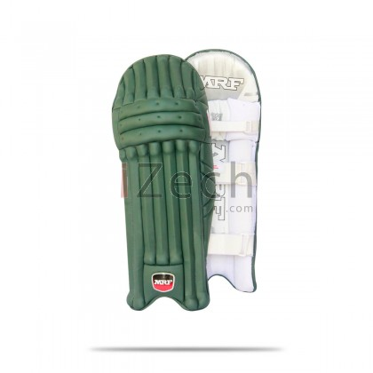 Green Genius Grand JR Cricket Batting Pads Youth Size