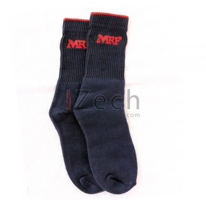 Navy Cricket socks Youth size