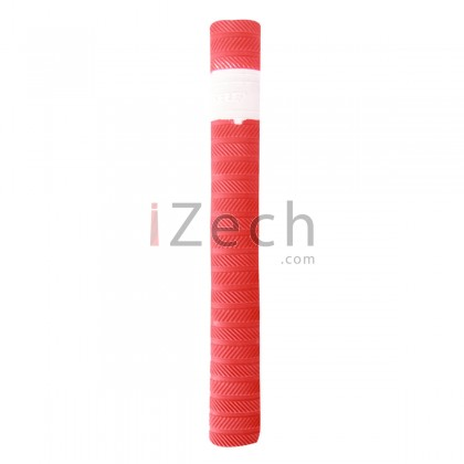 Red Cricket Bat Grip