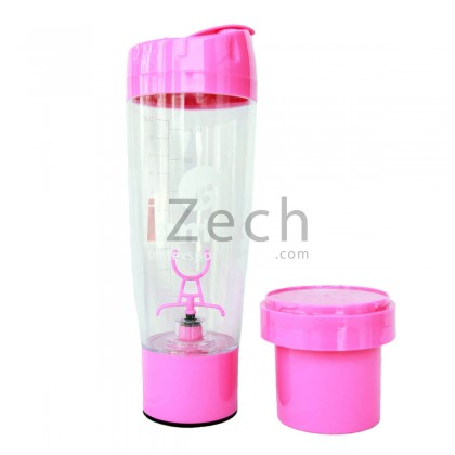 Electronic Protein Mixer - Pink