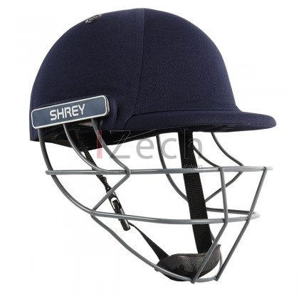 Performance Mild Steel Cricket Helmet - Navy