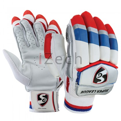 Super League Batting Gloves Mens Size