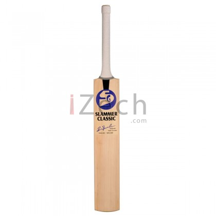 SG Slammer Classic English Willow Cricket Bat Size SH