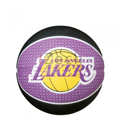 """L.A. Lakers - NBA Courtside Team Basketball - Size 29.5"""""""