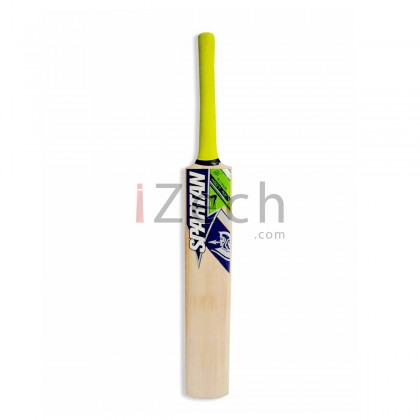 Spartan MSD Run Kashmir Willow Cricket Bat Size SH
