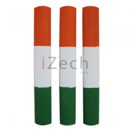 Octopus Tri color Cricket Bat Grip (3 Piece)