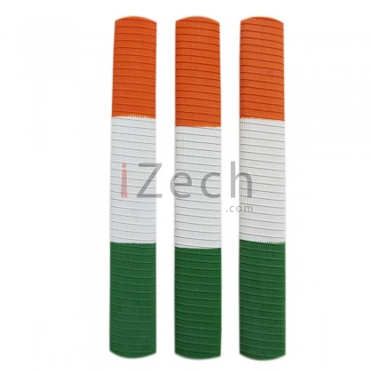 Ring Lines Tri color Cricket Bat Grip (3 Piece)