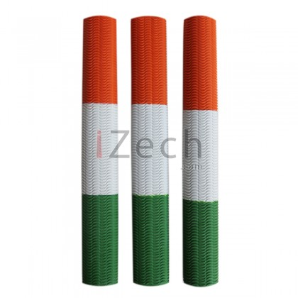 Aqua Tri color Cricket Bat Grip (3 Piece)