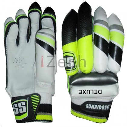 Deluxe Batting Gloves Boy Size