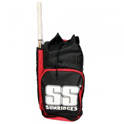 Duffle Colt Red Cricket Kit Bag
