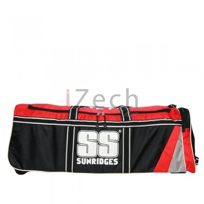 Elite Pro Red Cricket Kit Bag