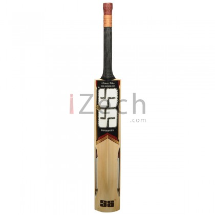 Gutsy Kashmir Willow Cricket Bat Size 4