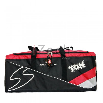 Heritage Red/Black Cricket Kit Bag