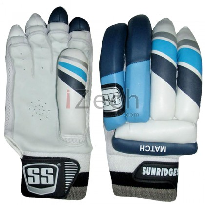Match Batting Gloves Mens Size