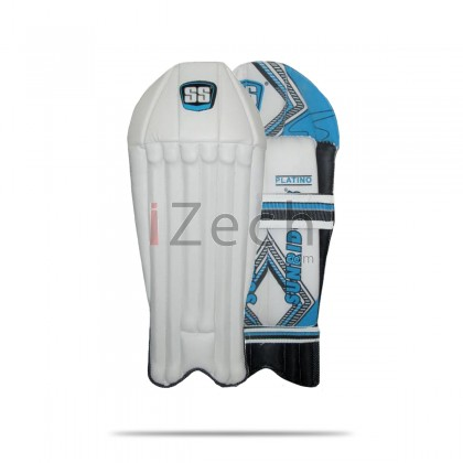 Platino Wicket Keeping Pads Boys Size