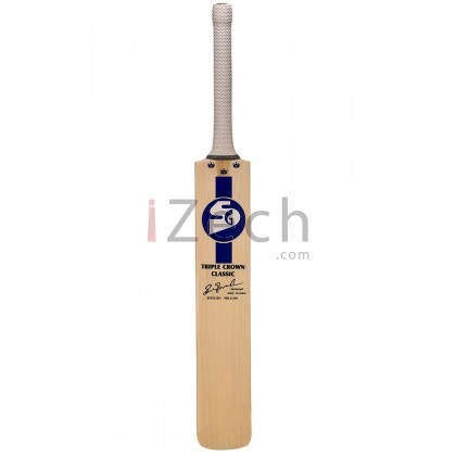 SG Triple Crown Classic English Willow Cricket Bat Size SH