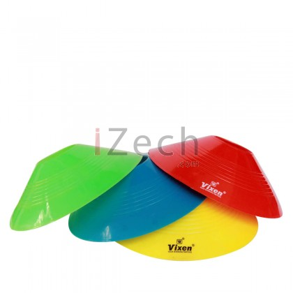 Disk Shape Cone - 2 Inches Height (Heavy Set of 40)