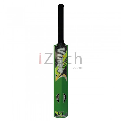 VX 444 Green Plastic Cricket Bat Size 6