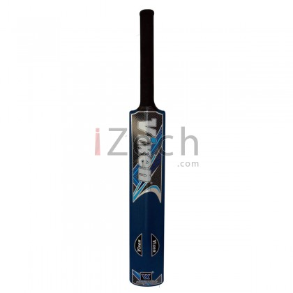 VX 444 Navy Plastic Cricket Bat Size 6