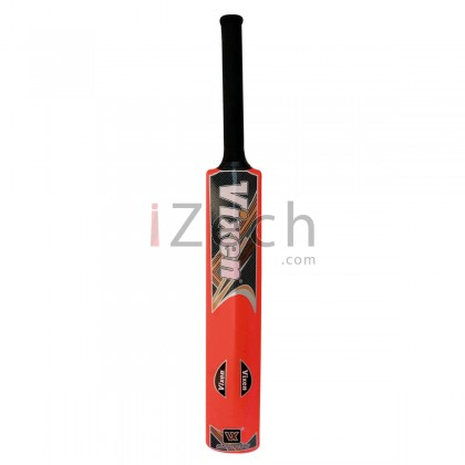 VX 444 Orange Plastic Cricket Bat Size 6