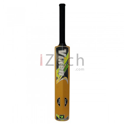 VX 444 Yellow Plastic Cricket Bat Size 6